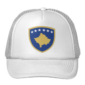 Republic OF Kosovo Trucker Hat