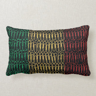 Republic of Mali Paperclips Pillows