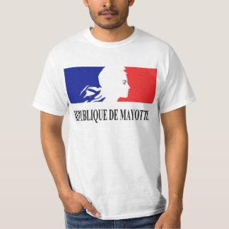 REPUBLIC OF MAYOTTE T SHIRT