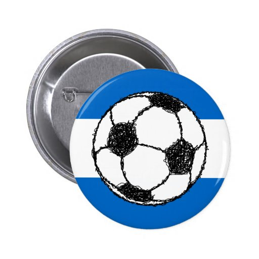 Republic of Nicaragua | Football Buttons