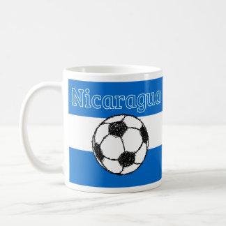 Republic of Nicaragua | Football Coffee Mug
