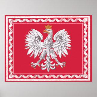 Republic of Poland Poster