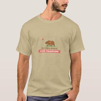 Republic of San Francisco, California Tee Shirt