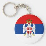 Republic Of Serbian Krajina, Croatia Key Chain