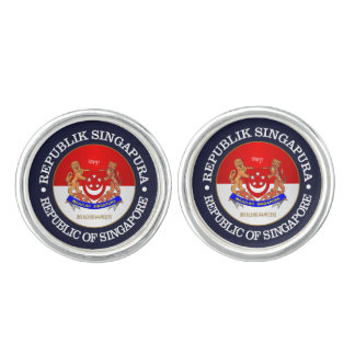 Republic of Singapore Cufflinks