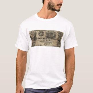 Republic of Texas $50 T-Shirt