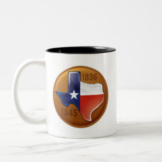 Republic of Texas Coffee Mug