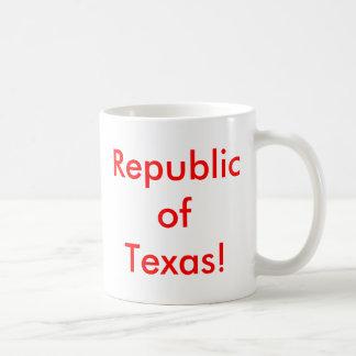 Republic of Texas! Coffee Mug