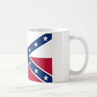 Republic of Texas Flag Coffee Mug
