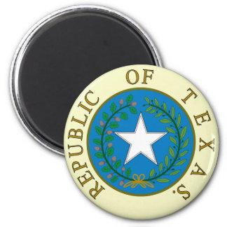 Republic of Texas Fridge Magnets