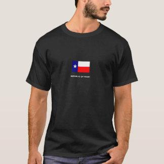 Republic of Texas - Men's Dark T-Shirt