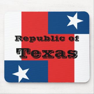 Republic of Texas Mousepad