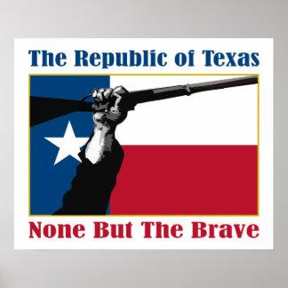 Republic of Texas (NBTB) Poster