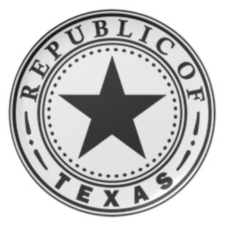 Republic of Texas Plates