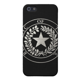 Republic of Texas Seal Case For iPhone SE/5/5s