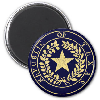 Republic of Texas Seal Magnet