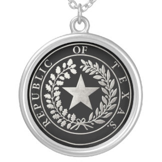 Republic of Texas Seal Jewelry