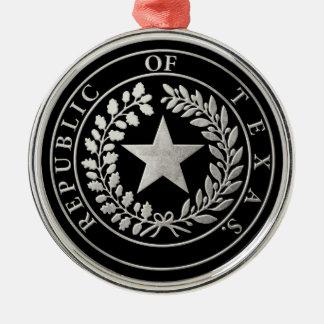 Republic of Texas Seal Ornaments