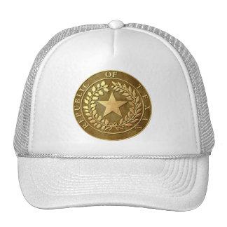 Republic of Texas Seal Trucker Hat