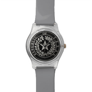 Republic of Texas Seal Watch