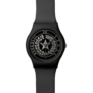Republic of Texas Seal Watches