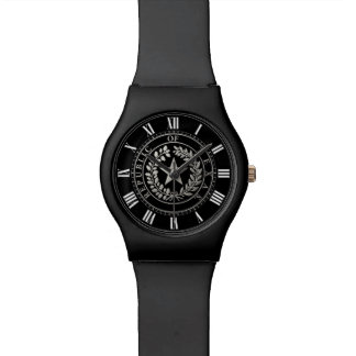 Republic of Texas Seal Wrist Watch