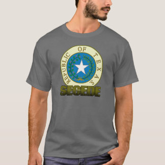 Republic of Texas - Secede T-Shirt