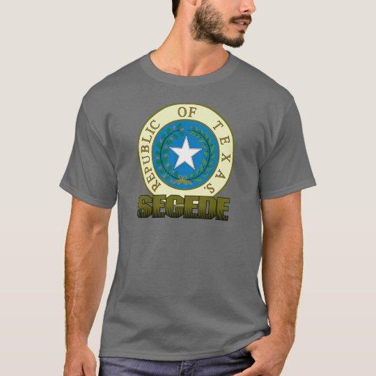 Republic of Texas - Secede T-Shirt