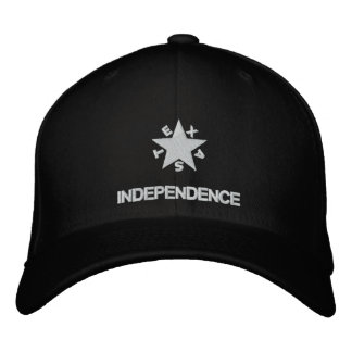 Republic of Texas Stitched Hat