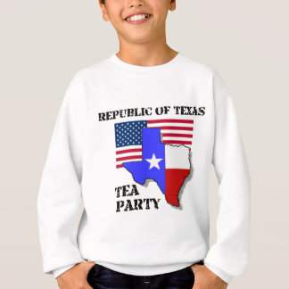 Republic of Texas Tea Party Sweatshirt