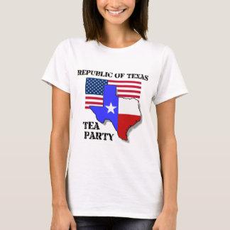 Republic of Texas Tea Party T-Shirt