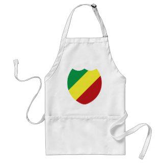 Republic of the Congo Adult Apron