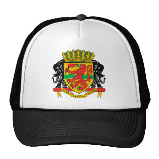 Republic of the Congo Coat of Arms Hats