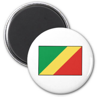 Republic of the Congo Flag Magnets