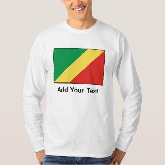 Republic of the Congo Flag T-Shirt