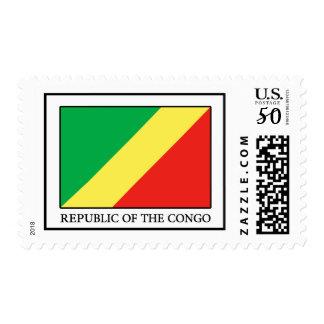 Republic of the Congo Postage