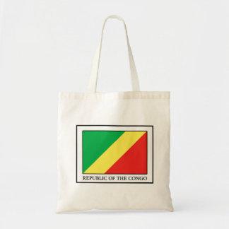 Republic of the Congo Tote Bag