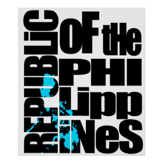Republic of the Philippines Posters