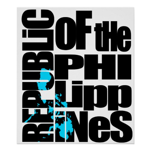 Republic of the Philippines Poster