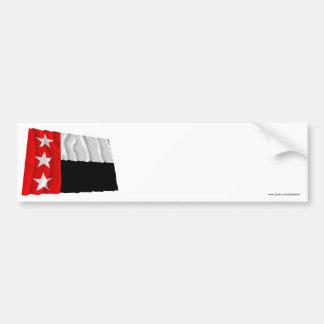 Republic of the Rio Grande Flag Bumper Stickers