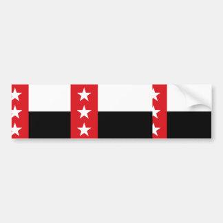 Republic Of The Rio Grande, Mexico Bumper Sticker