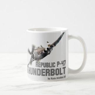 Republic P-47 Thunderbolt thunderbolt Coffee Mug