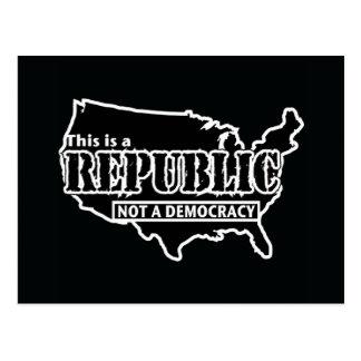 Republic Postcard