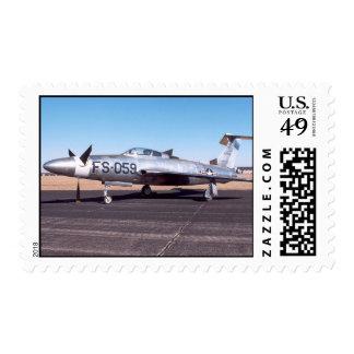 Republic XF-84H Postage