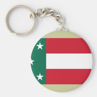 Republic Yucatan Mexico Keychain