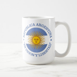 Republica Argentina Coffee Mug