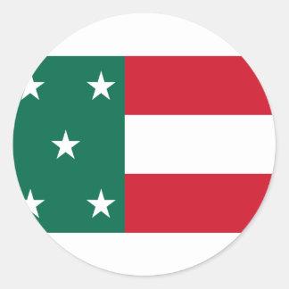 República bandera de Yucatán México Etiquetas