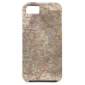 República Checa iPhone 5 Case-Mate Funda