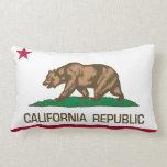 República de California (bandera del estado) Cojin