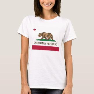 República de California (bandera del estado) Playera